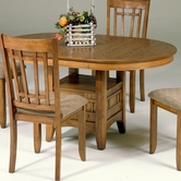 Liberty 25-P4866-T4866 Pedestal Table