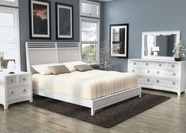 Liberty 253-BR13-14-90-31-52 Miramar White Bedroom set