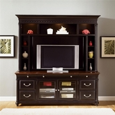 Liberty 260-EC00-TV00 Mountable Entertainment Wall Unit