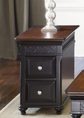 Liberty 260-OT1021 St. Ives 2 Drawer Chair Side Table