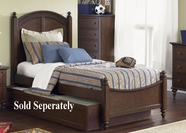 Liberty 277-BR17-18-75 Abbott Ridge Full Panel Bed