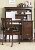 Liberty 277-BR70H-B Abbott Ridge Student Desk