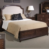 Liberty 287-BR23F-HU-BR90 Queen Upholstered Bed
