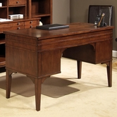 Liberty 296-HO105 Keystone Jr Executive Desk