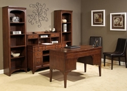 Liberty 296-HO120-131-105 Keystone Jr home office collection