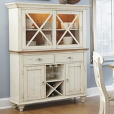 Liberty 303-CB4866-CH4866 Hutch And Buffet