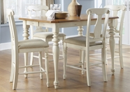 Liberty 303-GT5454-B250124 Furniture Gathering Table Set (303-GT5454-B250124)
