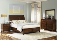 Liberty 341-BR14FS-21H-72RSP-32-51 Hamilton Bedroom Set
