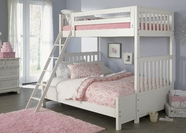 Liberty 352-BR07HF-G-R Arielle Twin Over Twin Bunk Bed