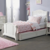 Liberty 352-BR12F-H-R Full Sleigh Bed