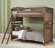 Liberty 382-BR07G-HF-R-S-08 Twin Over Full Bunk Bed