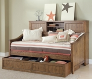 Liberty 382-BR09B-R-SU-10HF-S-11T Full Trundle Day Bed