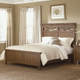Liberty 382-BR13-14-72 Queen Panel Bed