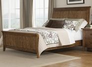 Liberty 382-BR22F-H-90 King Sleigh Bed