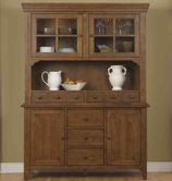Liberty 382-CB6183-CH6183 Hearthstone Buffet and hutch