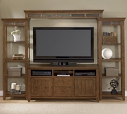 Liberty 382-TV62-2xEP00-LB00 Hearthstone Entertainment center