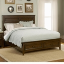 Liberty 461-BR13-14FS-90RSP Queen Storage Bed