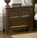 Liberty 461-Br61 Night Stand