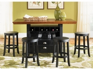 Liberty 47-GT3660-B704 Furniture 47-GT3660 Center Island Dining Set