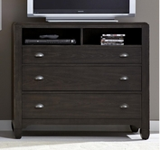 Liberty 503-BR45 Media Chest