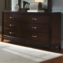 Liberty 505-Br31 Avalon 6 Drawer Dresser