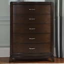 Liberty 505-BR41 Avalon 5 Drawer Chest