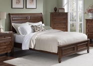 Liberty 521-BR22H-F-R Taylor Springs King Sleigh Bed