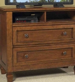 Liberty 521-BR45 Taylor Springs Media Chest
