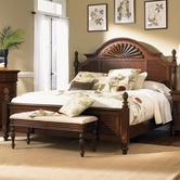 Liberty 526-BR01-02-72 Royal Landing Queen Poster Bed