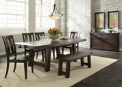 Liberty 555-T4090-4XC1500S Tahoe Dining room set