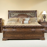 Liberty 575-BR22H-F-90 Arbor Place King Sleigh Bed