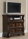 Liberty 575-BR45 Arbor Place Media Chest