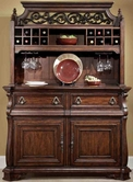 Liberty 575-CB6082-CH6082 Arbor Place Buffet with hutch