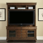 Liberty 589-EC74-TV74 Entertainment Center