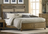 Liberty 603-BR13-14FS-90RSP Town & Country Queen Storage Bed