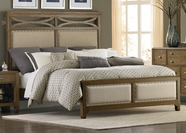 Liberty 603-BR15-16-90 Town & Country King Panel Bed