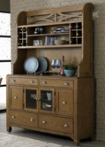 Liberty 603-CB6085-CH6085 Hutch And Buffet