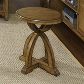 Liberty 603-OT1021 Round Chair Side Table