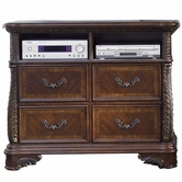 Liberty 620-BR45 Highland Court Media Chest