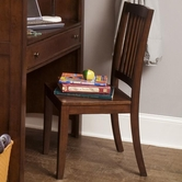 Liberty 628-BR195 Chelsea Square Student Chair