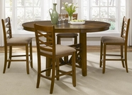 Liberty 64-GT4866-4866B-4XB300124 Bistro Gathering Table dining set