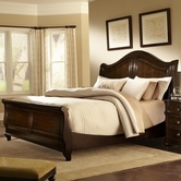 Liberty 720-BR21F-H-90S Queen Sleigh Bed