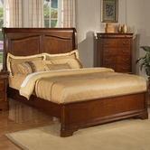Liberty 722-BR14-21H-72 Alexandria Queen Sleigh Bed