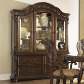 Liberty 737-CB6384-CH6384 Messina Estates Buffet with hutch