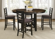 Liberty 74-GT4866-4866B-4XB300124 Bistro II Gathering Table Dining set