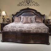 Liberty 766-BR21F-HL-90 Queen Platform Bed
