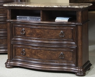 Liberty 766-BR45 Media Chest