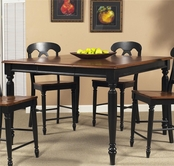 Liberty 80-Gt5454 Low Country Black Gathering Table