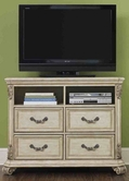 Liberty 837-BR45 Messina Estates II 4 Drawer Media Chest