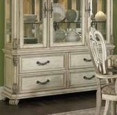 Liberty 837-CB6384 Messina Estates II Buffet